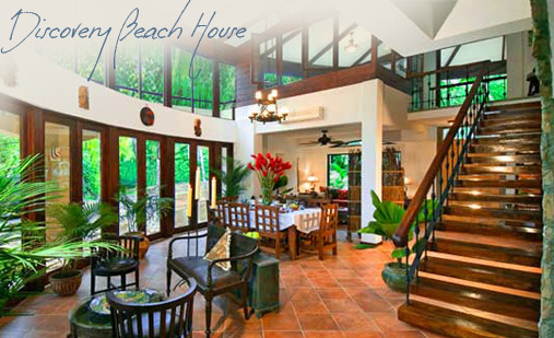 La Reserva Manuel Antonio Discovery Beach House Luxury